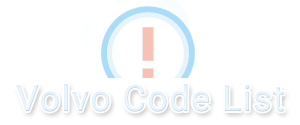 volvo fault code list page