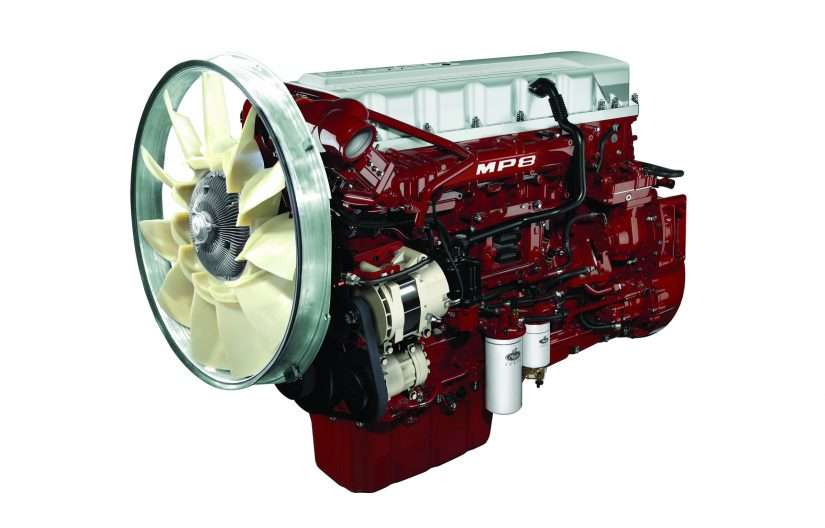 Mack MP 8 Engine