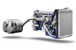 VOLVO Truck 2019 Model Engine